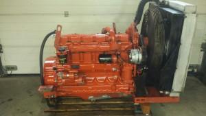 John Deere 6068 TF 158
