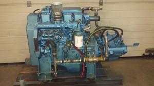 Scheepsmotor Cummins 3.9 B Marine
